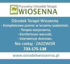 nNa kłopoty Wiosenna – Ośrodek Terapii Uzależnień.